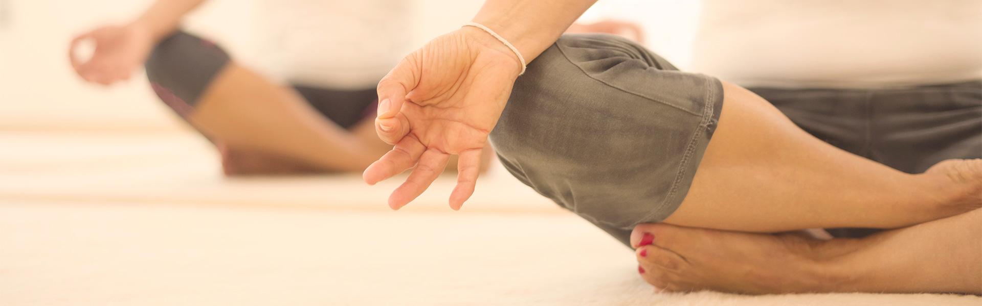 Yoga Kurse mit Gabriele Heigl